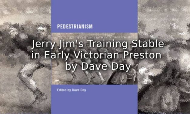 Jerry Jim's Training Stable in Early Victorian Preston