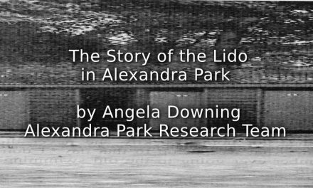 The Story of the Lido in Alexandra Park