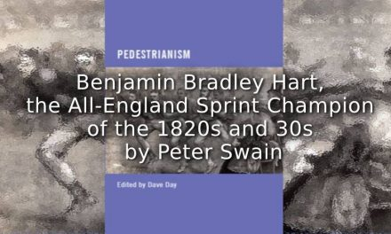Benjamin Bradley Hart, the All-England Sprint Champion of the 1820s and 30s