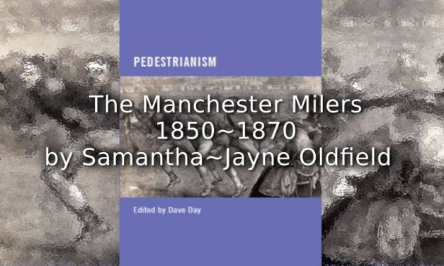 The Manchester Milers 1850-1870