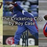 The Cricketing Cop