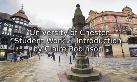 University of Chester<br> Student work ~ Introduction