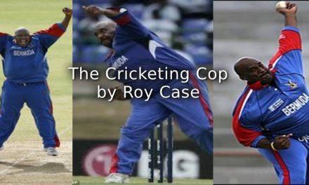 The Cricketing Cop