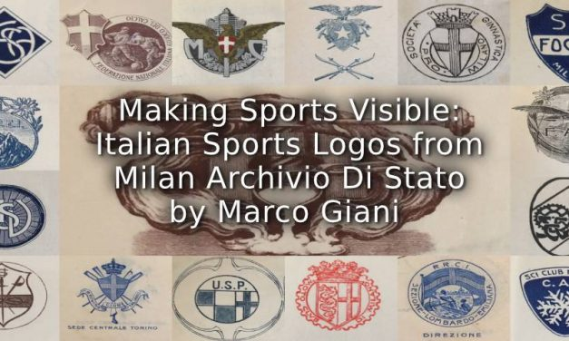 Making Sports Visible: Italian Sports Logos from Milan Archivio di Stato