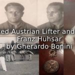 A Neglected Austrian Lifter and Resistant: Franz Huhsar