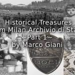 Historical Treasures from Milan Archivio di Stato<br>~ Part 1 ~