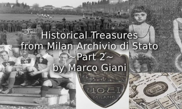Historical Treasures from Milan Archivio di Stato<br>~ Part 2 ~