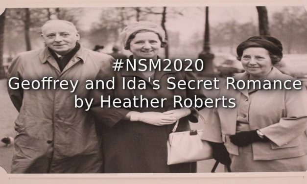 #NSM2020 – Geoffrey and Ida's Secret Romance