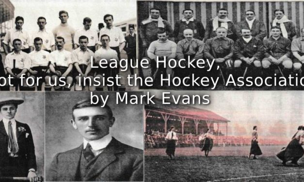 League hockey, not for us, insist the Hockey Association