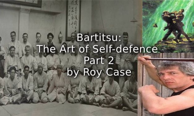 BARTITSU:<br>The Art of Self-defence<br>Part 2