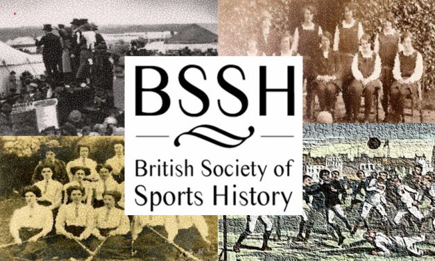 Introduction to the British Society of Sports History [BSSH]