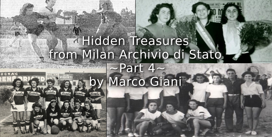 Historical Treasures from Milan Archivio di Stato<br>~Part 4~