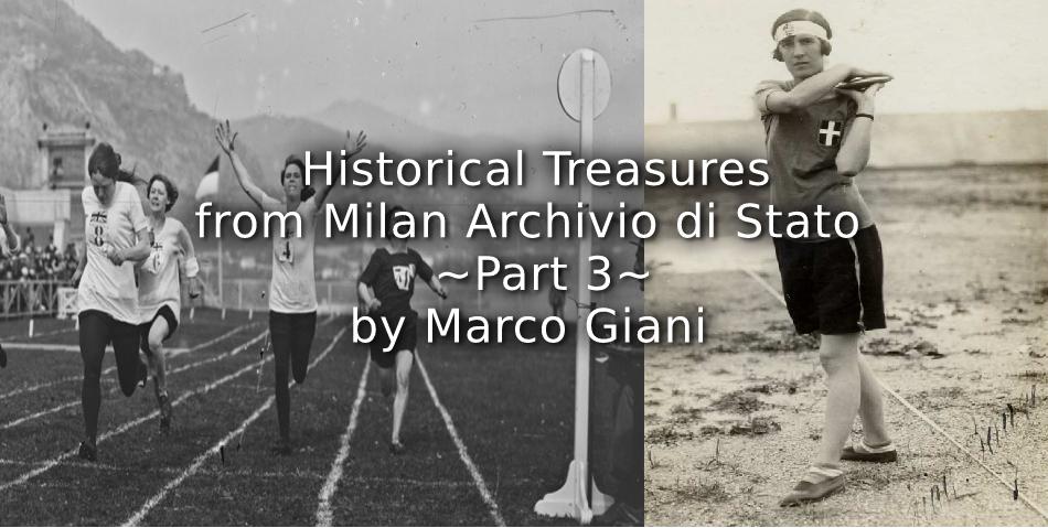 Historical Treasures from Milan Archivio di Stato<br>~Part 3~