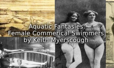 Aquatic Fantasies: Female Commercial Swimmers