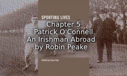 Patrick O'Connell: <br>An Irishman Abroad